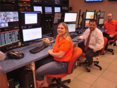 U.L. Central Monitoring Station