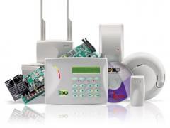 U.L. Burglar Alarm Systems