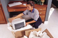 Superior packing services