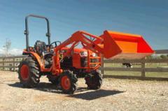 Kubota 30 hp tractor rentals