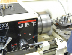 Spindle Component Manufacturing
