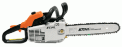 Chain Saws & Chippers Rental