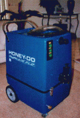Carpet Extractor Rental