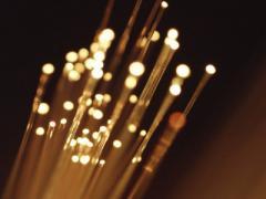 Fiber optics installing