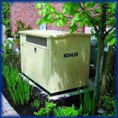 Generator installing