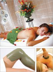 Chocolate Body Treatment Wrap