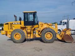 Heavy Equipment Rentals