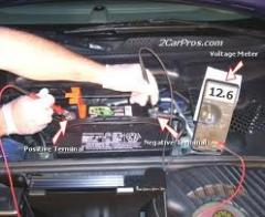 Batteries, starters, alternators