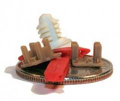 Micro and Miniature Injection Molding