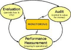 Performance Measurement/Audits