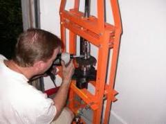 Grinder Spindle Bearing Repair