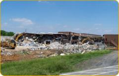 Commercial & Industrial Demolition