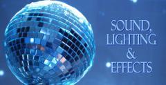 Sound/Lighting/Effects