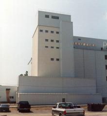 ADM Bulk Flour Plant