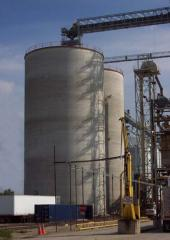 Amaizing Energy Corn Storage Silos