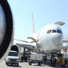 Air cargo delivery and logistics services