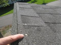 Shingles Installation Services