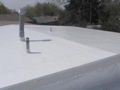 Low-Slope Roofing System Services