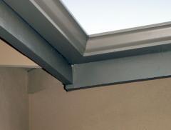Seamless Rain Gutters Installation