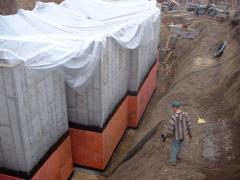 Suspended Slabs Insulation Services