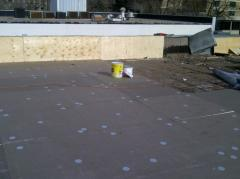 Mechanically Fastened EPDM Roofing