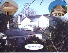Copper Roofs Services