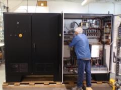 Large Cabinet / Panel Build