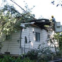 Storm and Wind Damage Restoration