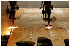 Plasma Arc Cutting