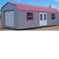 Barn style building