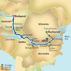 Balkan Discovery Tour