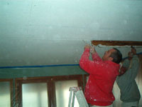 Drywall & Textured Ceiling Installation and Repair