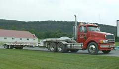 Truck and Trailer Rental Services