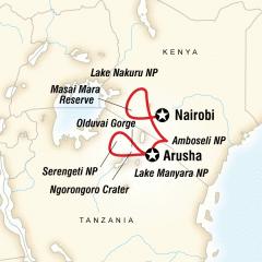 Kenya & Tanzania Safari Experience Tours