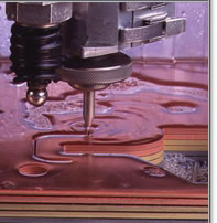 Waterjet cutting technology services