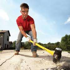 Concrete Demolition Services - Braking and Removal