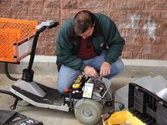 Mobility Aids & Equipment Repair
