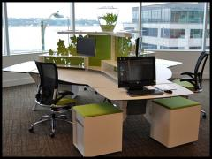 Office Systems Furniture, Work Stations, Cubicles