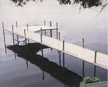 Standing Pier System