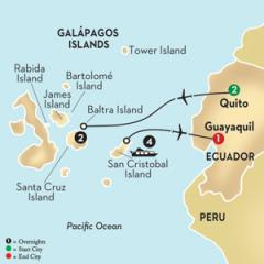 Ecuador and the Galapagos Islands Tours