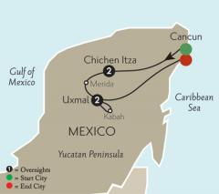 Mysteries of the Mayan World Tours
