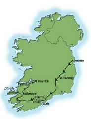 Celtic Delight - Escorted Motorcoach Tour - 7 Days / 5 Nights