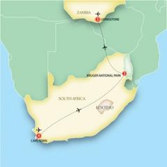 Southern Africa Explorer Tours