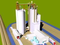 Swine feedmill