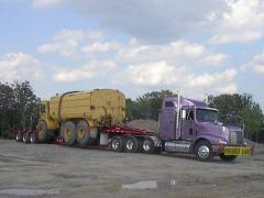 Wide Load and Heavy Haul Services