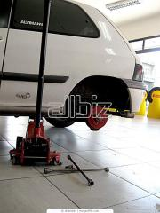 Suspension, Shocks, Struts, Alignment