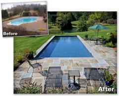 Swimming Pool and Spa Renovation