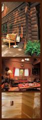 Milled Log Homes
