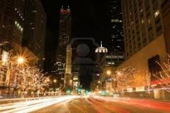 Chicago Magnificent Mile Holiday Shopping Tour