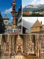 Discover Switzerland, Austria and Bavaria tour